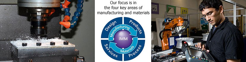 Innovative Manufacturing and Materials Programme